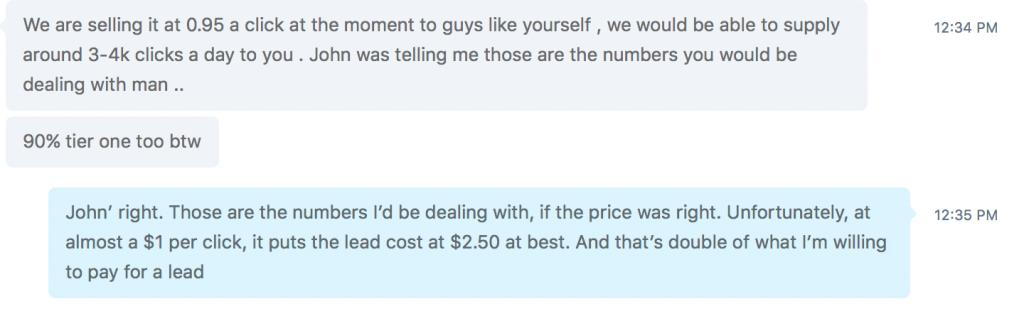 Skype Conversation 1