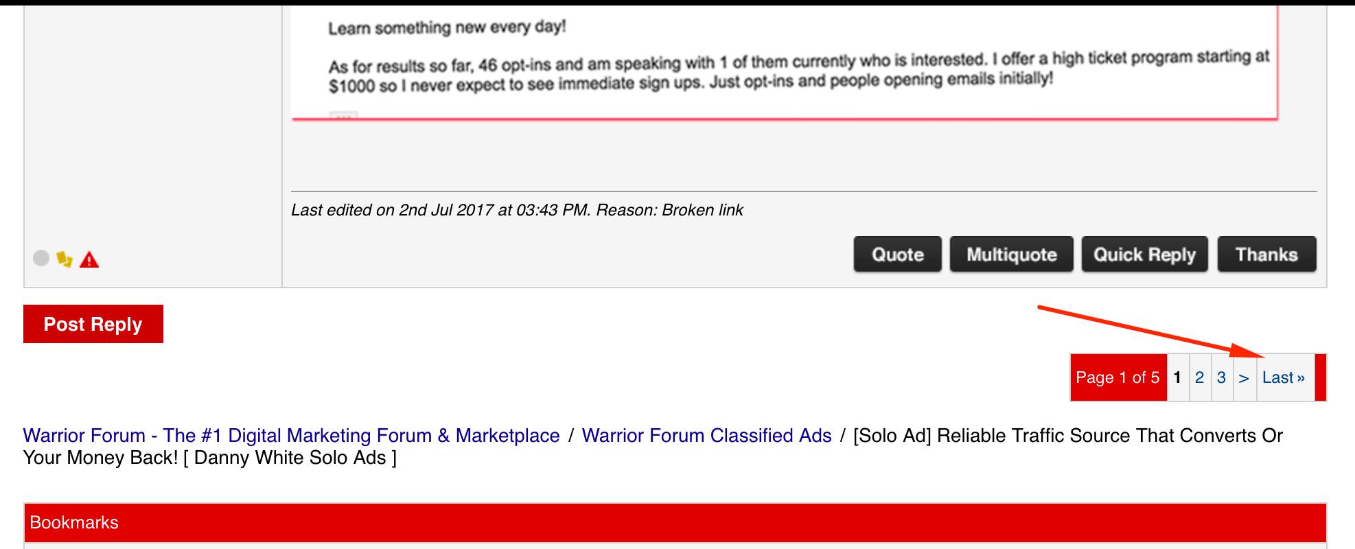 dating-niche-warrior-forum